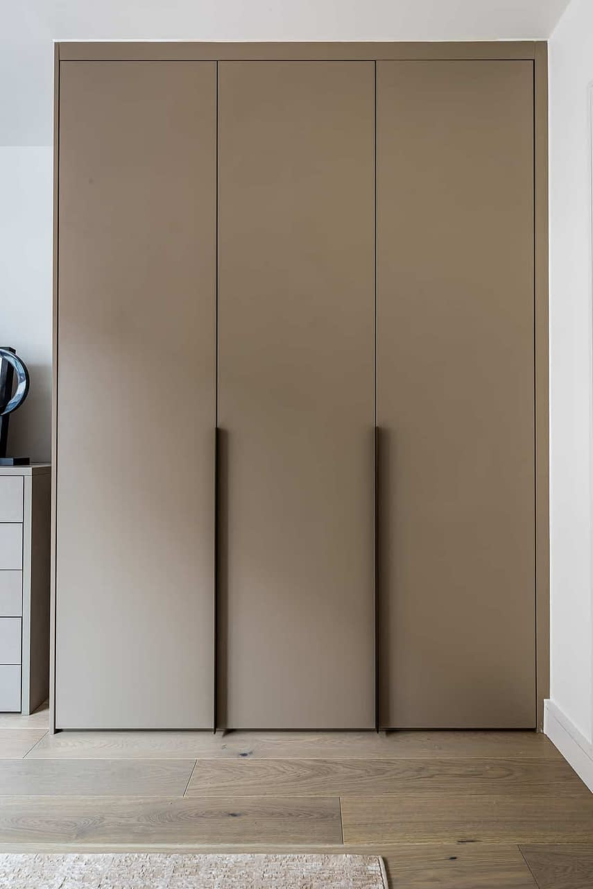 Shoreditch Apartment Bedroom Wardrobe