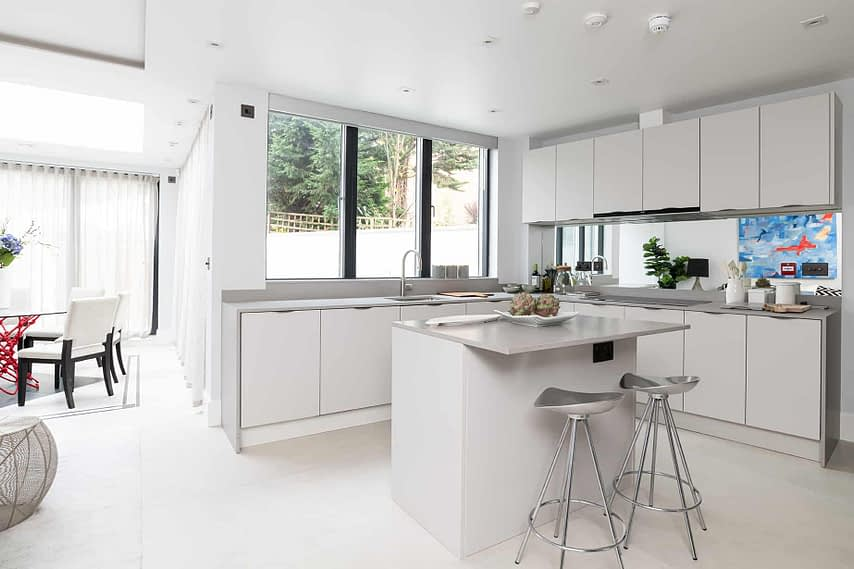 Kitchen - Wimbledon Show Home