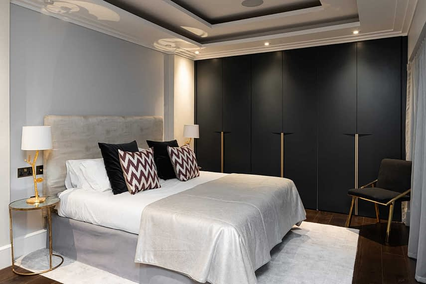 Master Bedroom - Wimbledon Show Home