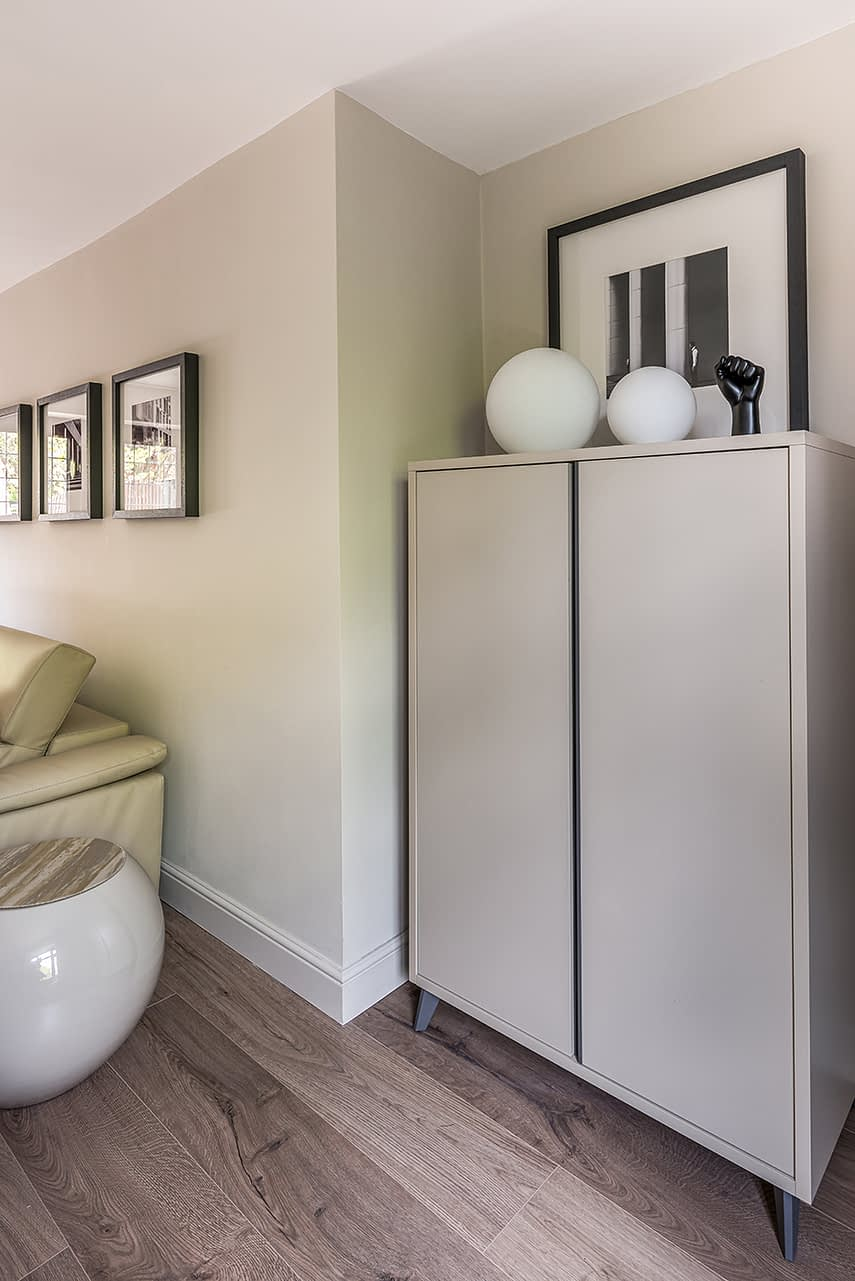 Loughton Interior Design cupboard