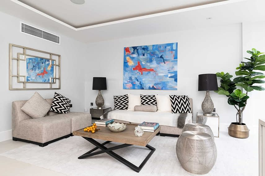 Living Room - Wimbledon Show Home