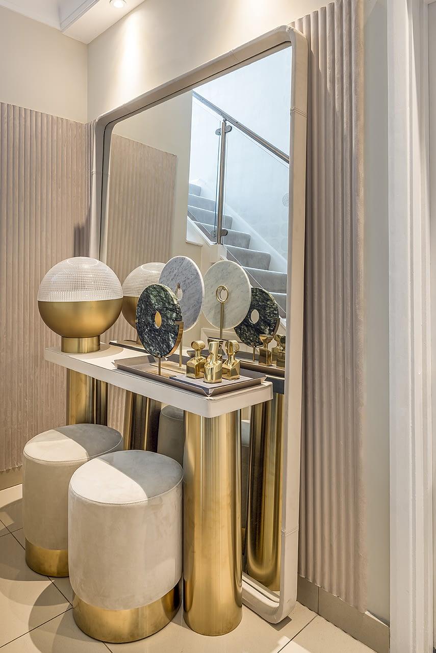 Woodford Green interior mirror