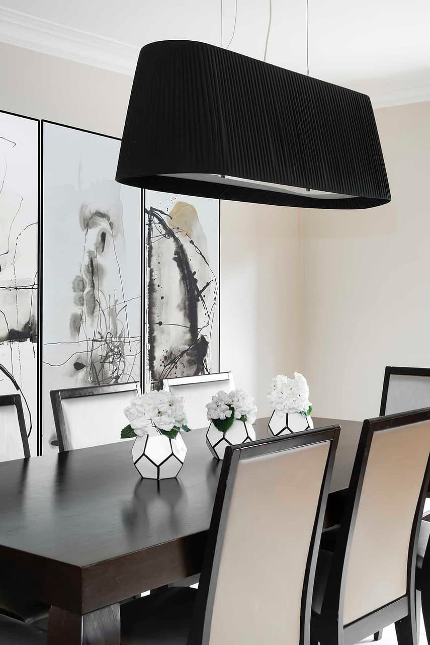 Dinning table and pics