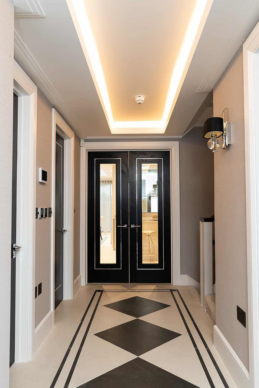 Entrance - Wimbledon Show Home