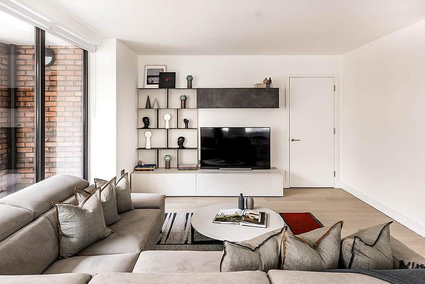 Shoreditch Apartment Lounge
