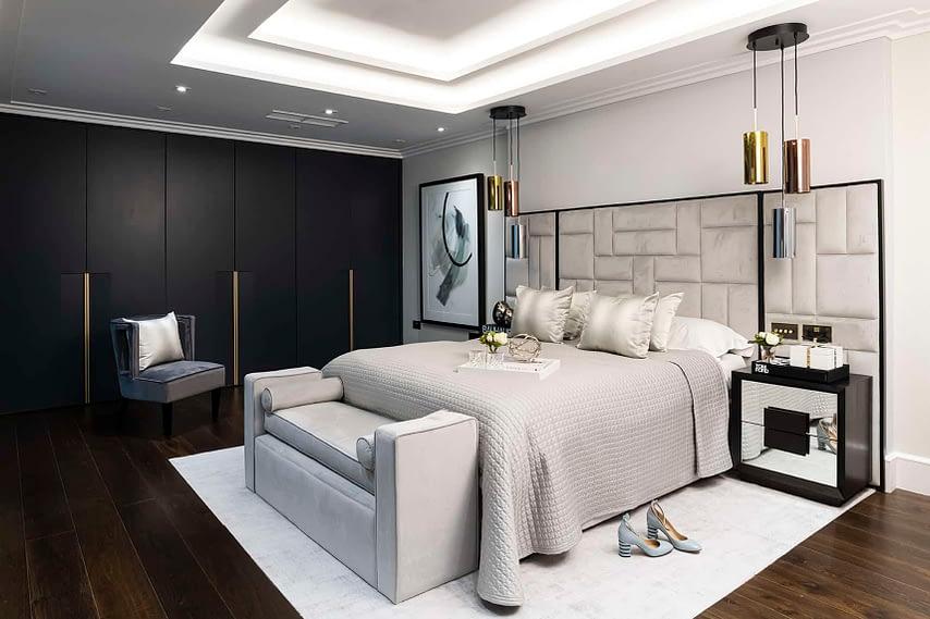 Master Bedroom - Wimbledon