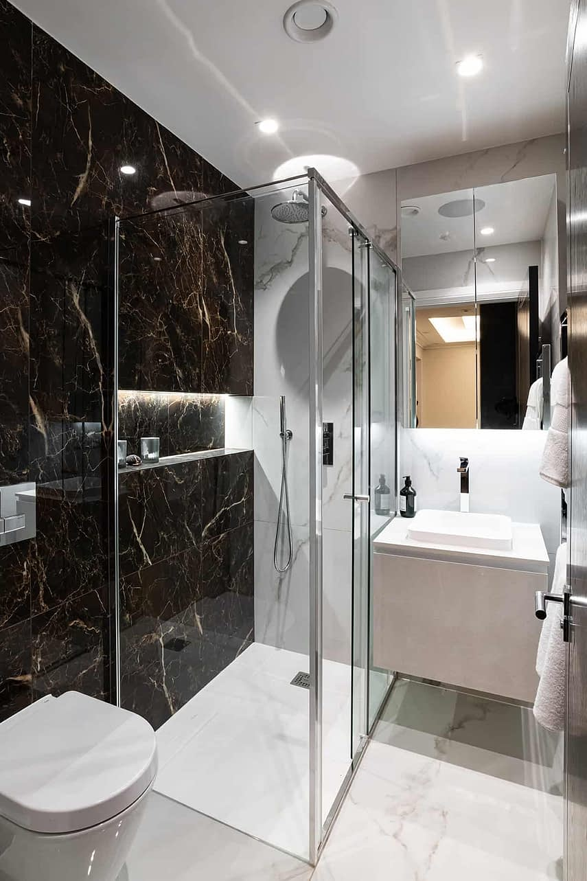Ensuite Bathroom - Wimbledon Show Home