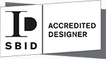 Interior Design - SBID Accredited Designer Logo