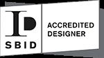 Interior Design - SBID Accredited Designer Logo