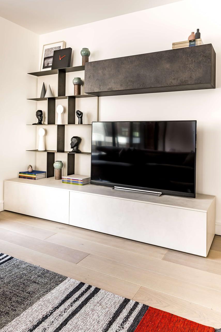 Interior design - Shoreditch Apartment TV