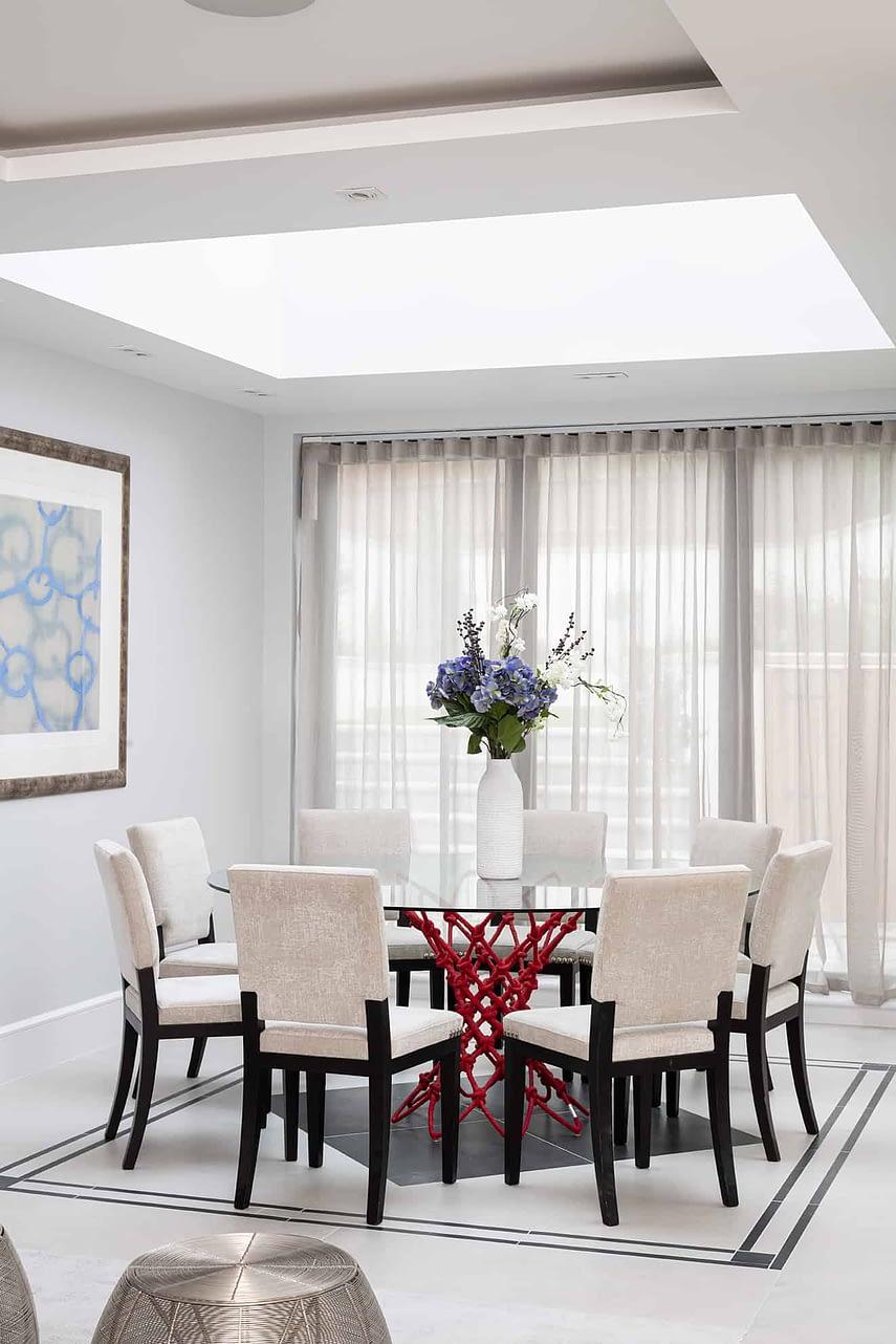 Show home interiors
