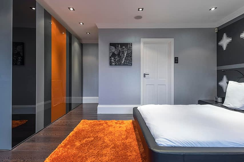 Bedroom Interior Design - Brentwood, Essex