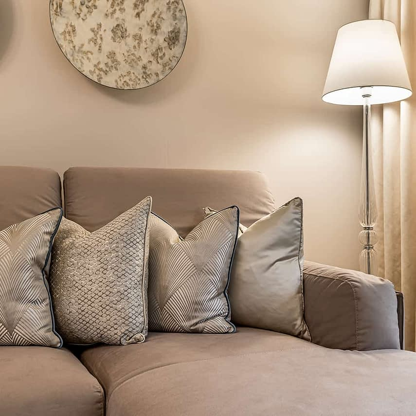 Loughton Family House Cushions