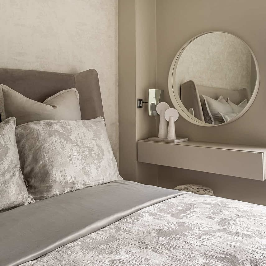 Woodford Green interior bed room