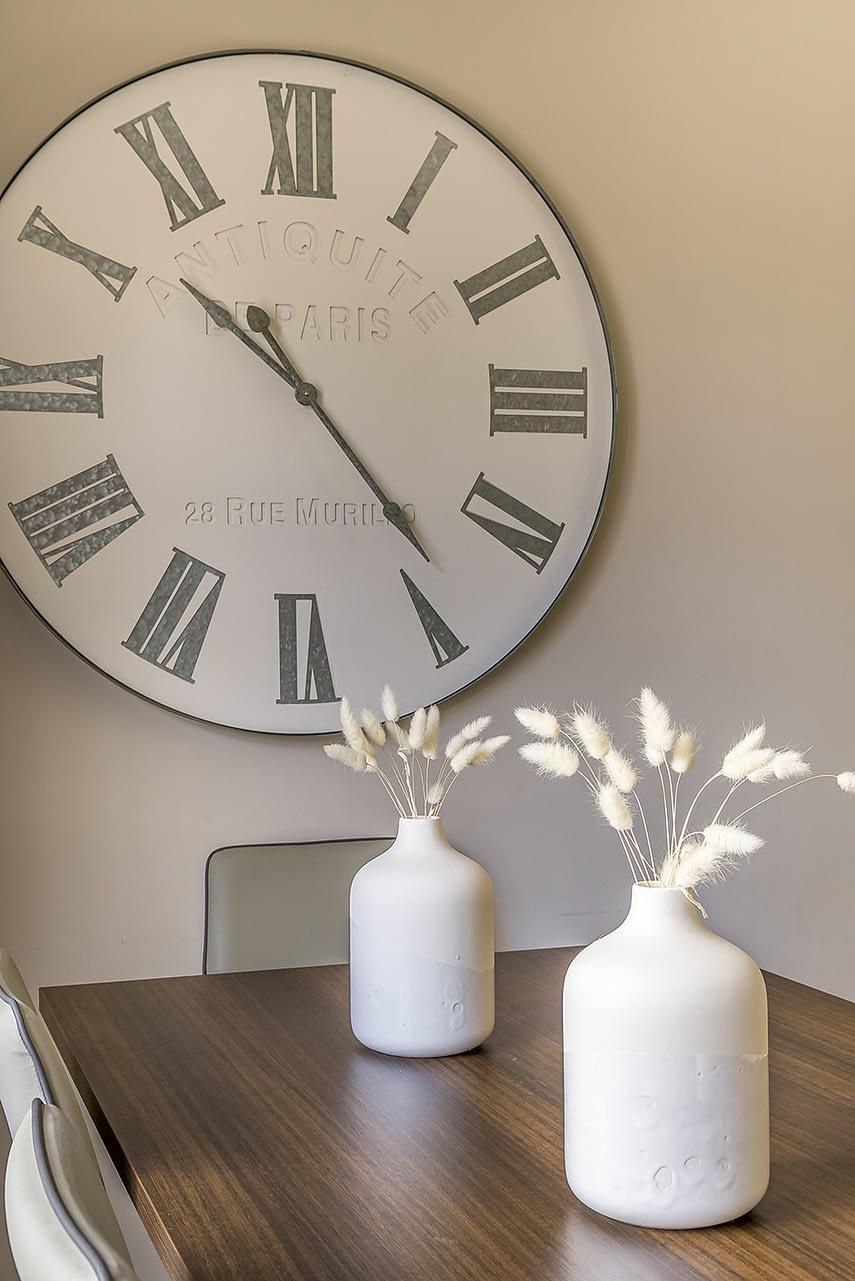 Loughton Interior Design clock