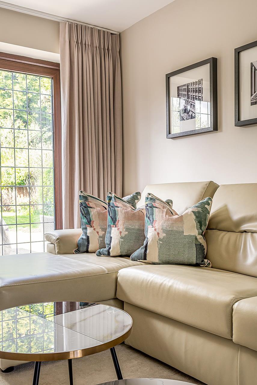Loughton Interior Design soft furnishing